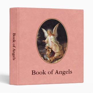 Guardian Angel Vinyl Binders