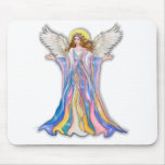 Guardian Angel Blessing Mouse Mats