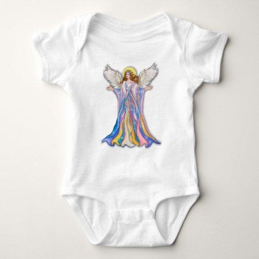 Guardian Angel Blessing T Shirt