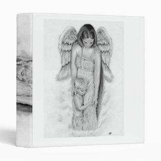 Guardian Angel Boy Binder