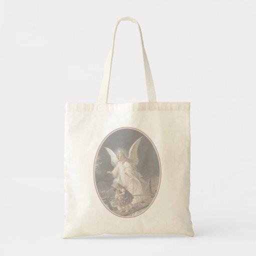 Guardian Angel Budget Tote Bag