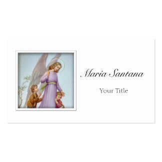 Guardian Angel Business Card