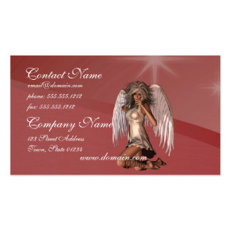 Guardian Angel Business Cards