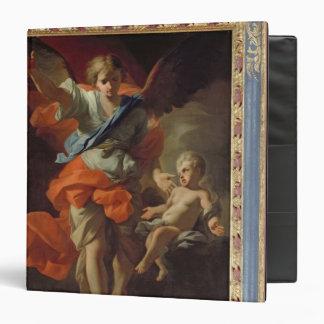 Guardian Angel, c.1685-94 3 Ring Binder