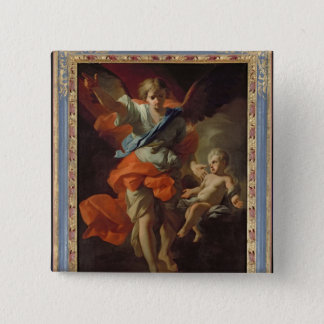 Guardian Angel, c.1685-94 Button