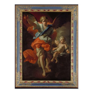Guardian Angel, c.1685-94 Poster