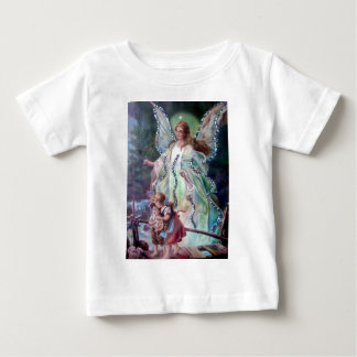 GUARDIAN ANGEL c. 1900 Baby T-Shirt
