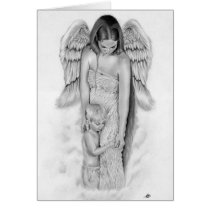 Guardian Angel Card