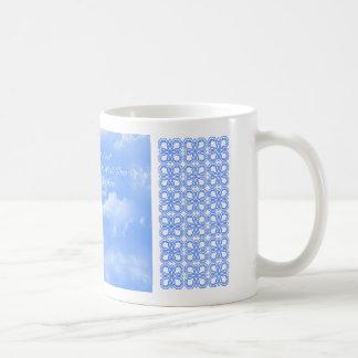 Guardian Angel Classic White Coffee Mug