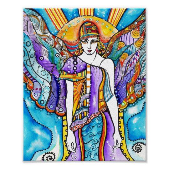 Guardian Angel -day and night Poster