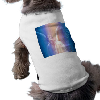 Guardian Angel dog shirt