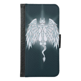 Guardian Angel Dragon Wallet Phone Case For Samsung Galaxy S6