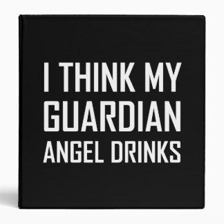 Guardian Angel Drinks Binder