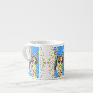 Guardian Angel Espresso Mug