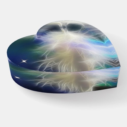 Guardian Angel Feather Paperweight
