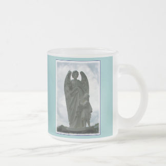 Guardian Angel Frosted Mug