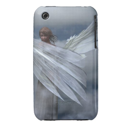 Guardian Angel iPhone 3G/3GS Case-Mate BarelyThere