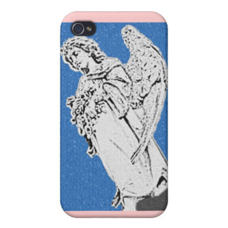Guardian Angel Iphone Case iPhone 4 Case