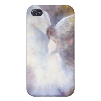 Guardian Angel iPhone Case iPhone 4/4S Cases