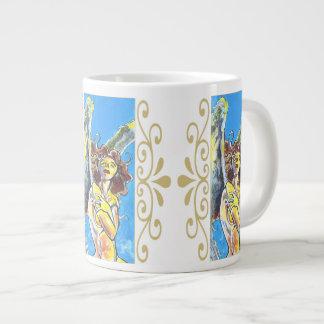 Guardian Angel Jumbo Mug
