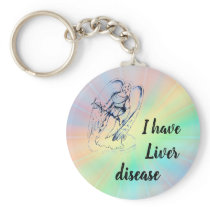 Guardian Angel keyring 'Liver disease'