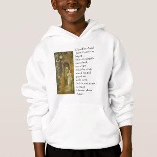 Guardian Angel kids hoodie