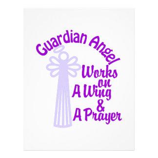 Guardian Angel Letterhead