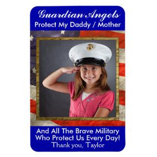Guardian Angel Military / Law Enforcement Magnet