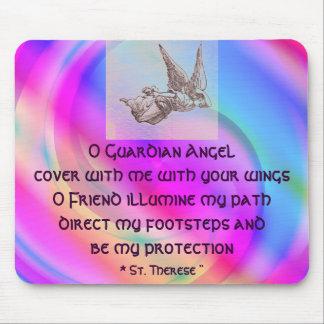 Guardian Angel mousepad
