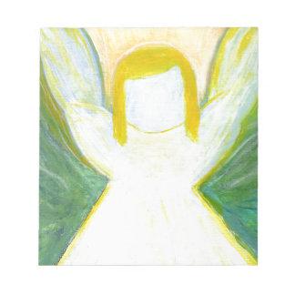 Guardian Angel Note Pad