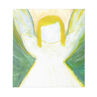 Guardian Angel Notepad