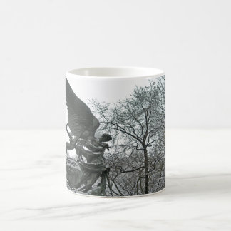 Guardian Angel of Animals Classic White Coffee Mug