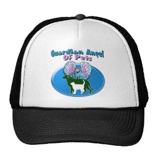 Guardian Angel Of Pets Mesh Hats