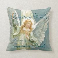 Guardian Angel Pillow