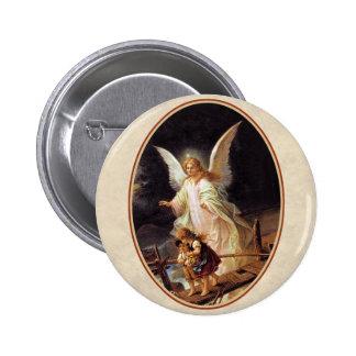 Guardian Angel Pinback Button