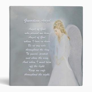 Guardian Angel Poem Binders