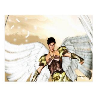 Guardian Angel Post Card