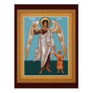 Guardian Angel Prayer Card