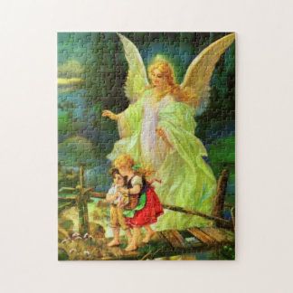 Guardian Angel Puzzle - Angel de la Guarda