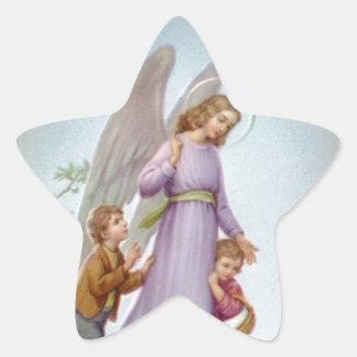 Guardian Angel Sticker Seal