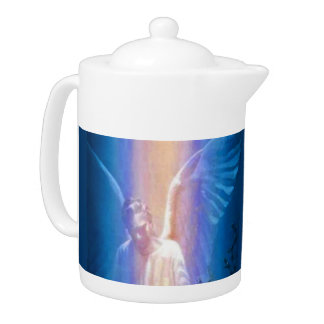 Guardian Angel teapot