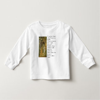 Guardian Angel toddler shirt