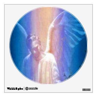 Guardian Angel wall decal