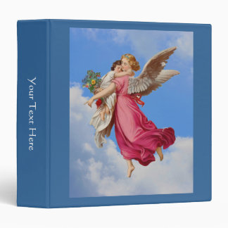 Guardian Angel With Child Binder
