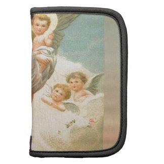 Guardian Angel with Children Folio Planner