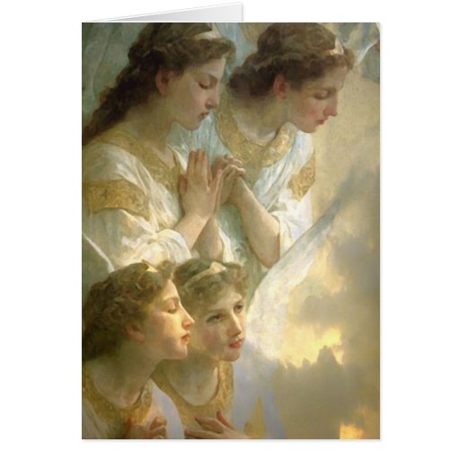 Guardian Angels Card
