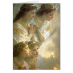 Guardian Angels Greeting Card