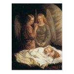 guardian angels postcard