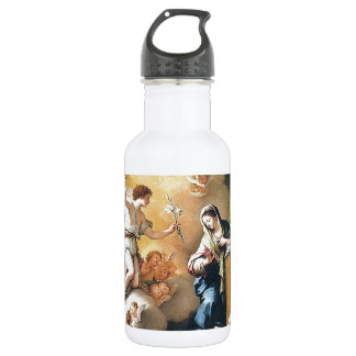 Guardian Angels with Stainless Steel Water Bottle