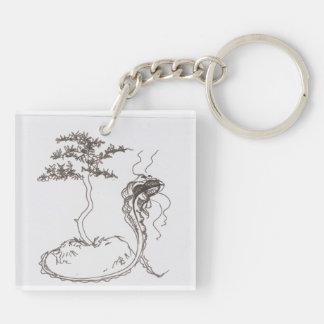 guardian dragon keychain